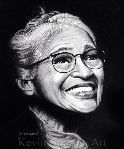 Rosa Parks por CAPP